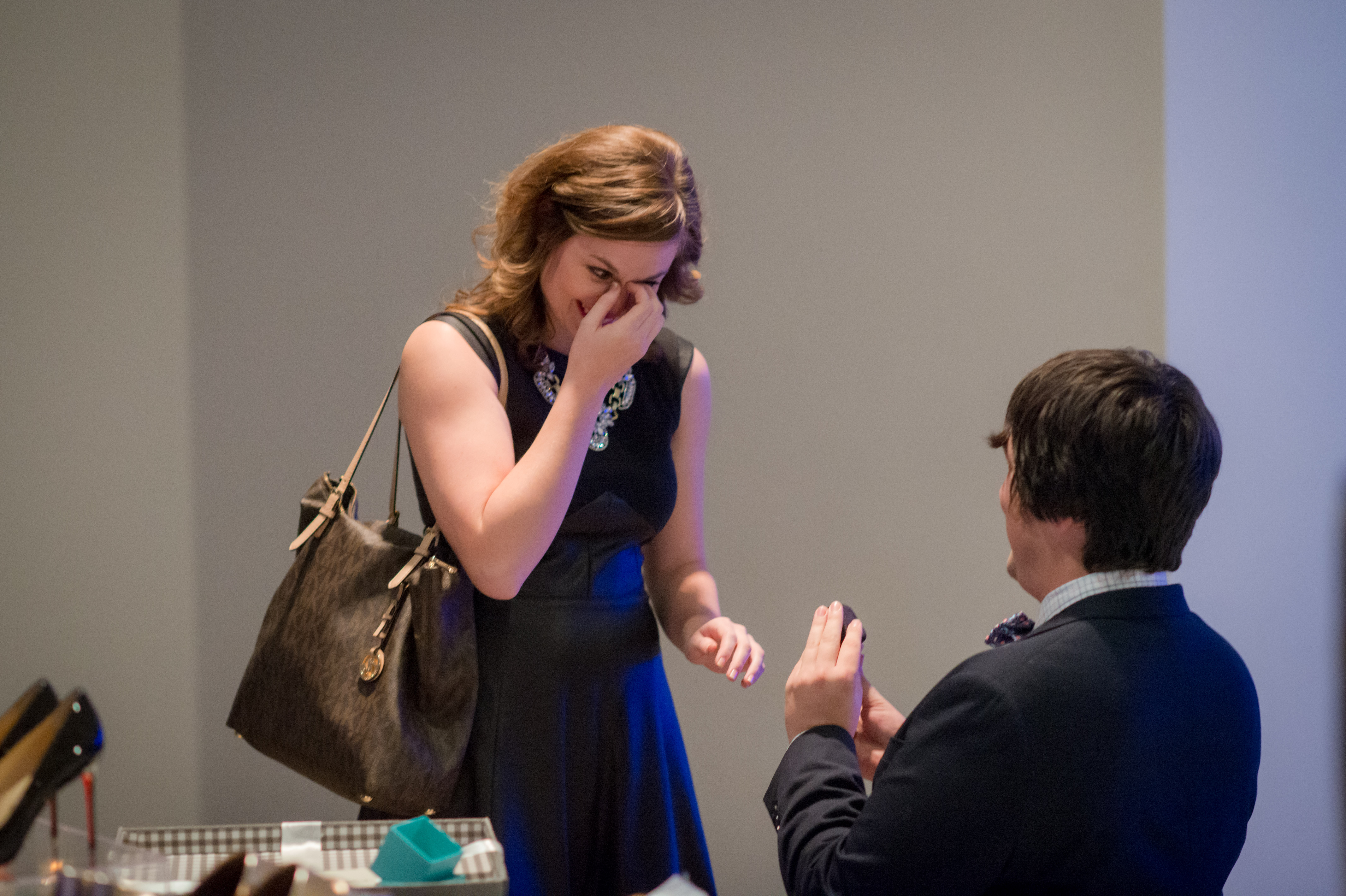 Image 8 of Kelcie and Bo   A Shoe Lover's Dream Proposal