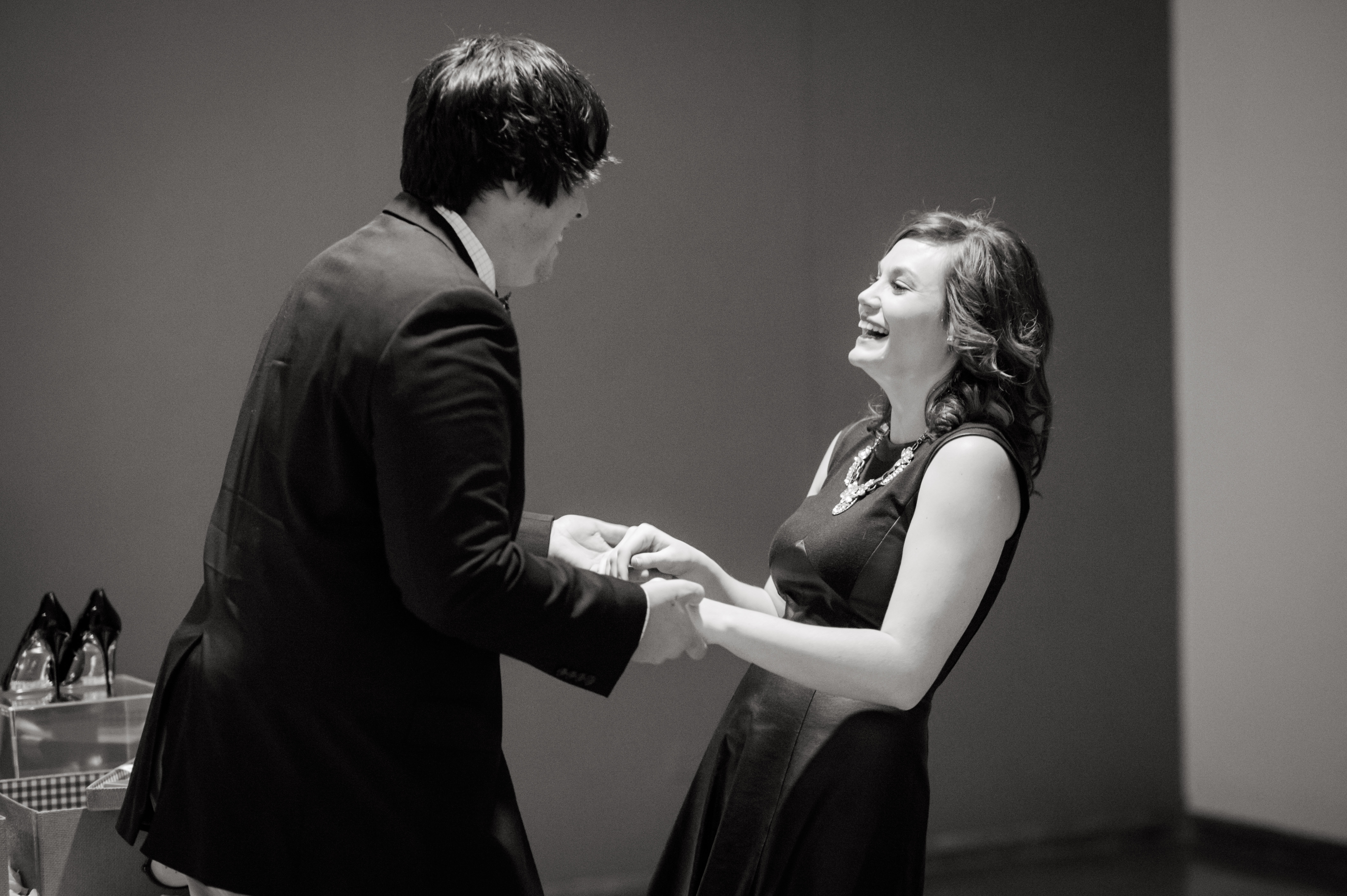 Image 10 of Kelcie and Bo | A Shoe Lover's Dream Proposal