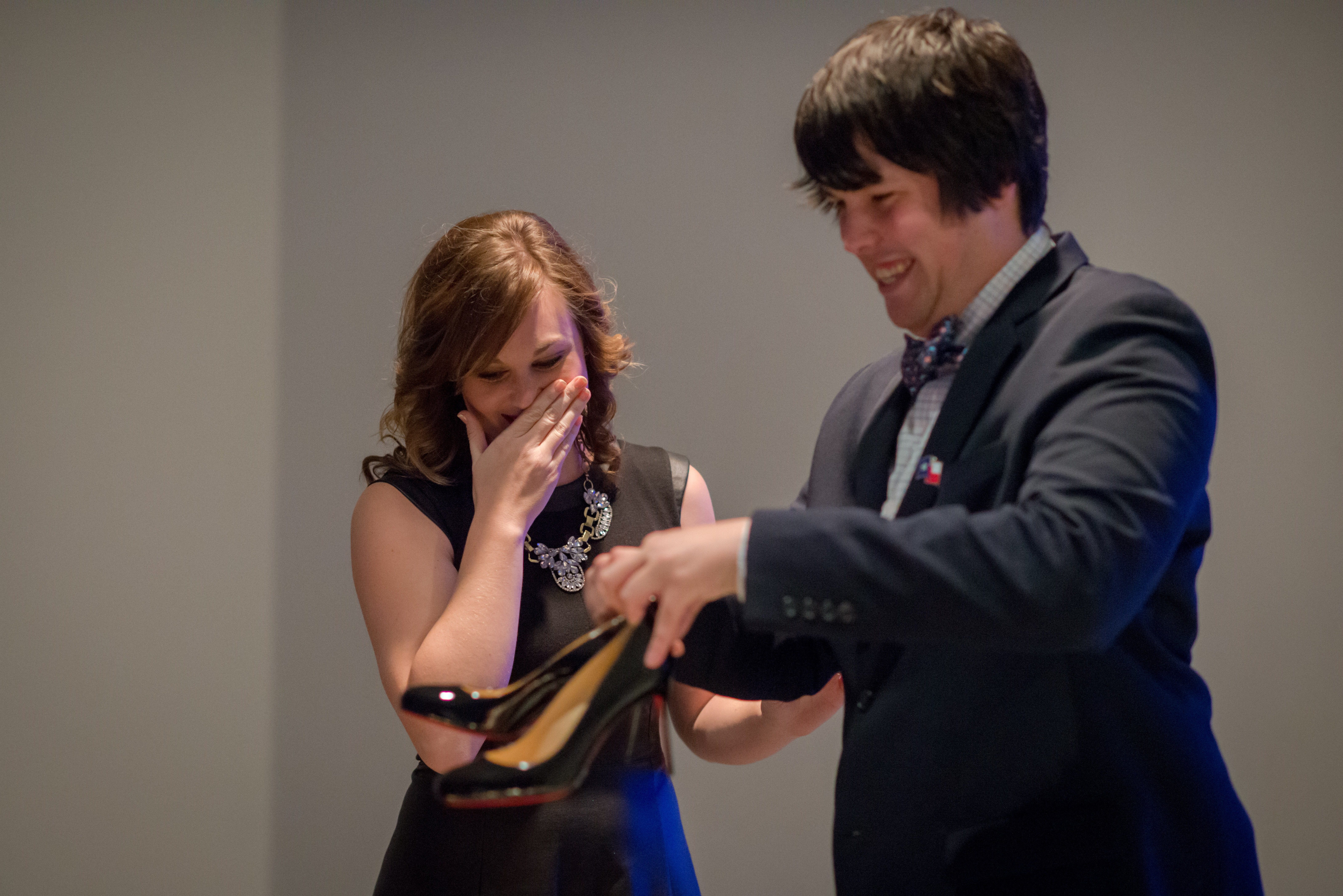 Image 11 of Kelcie and Bo   A Shoe Lover's Dream Proposal