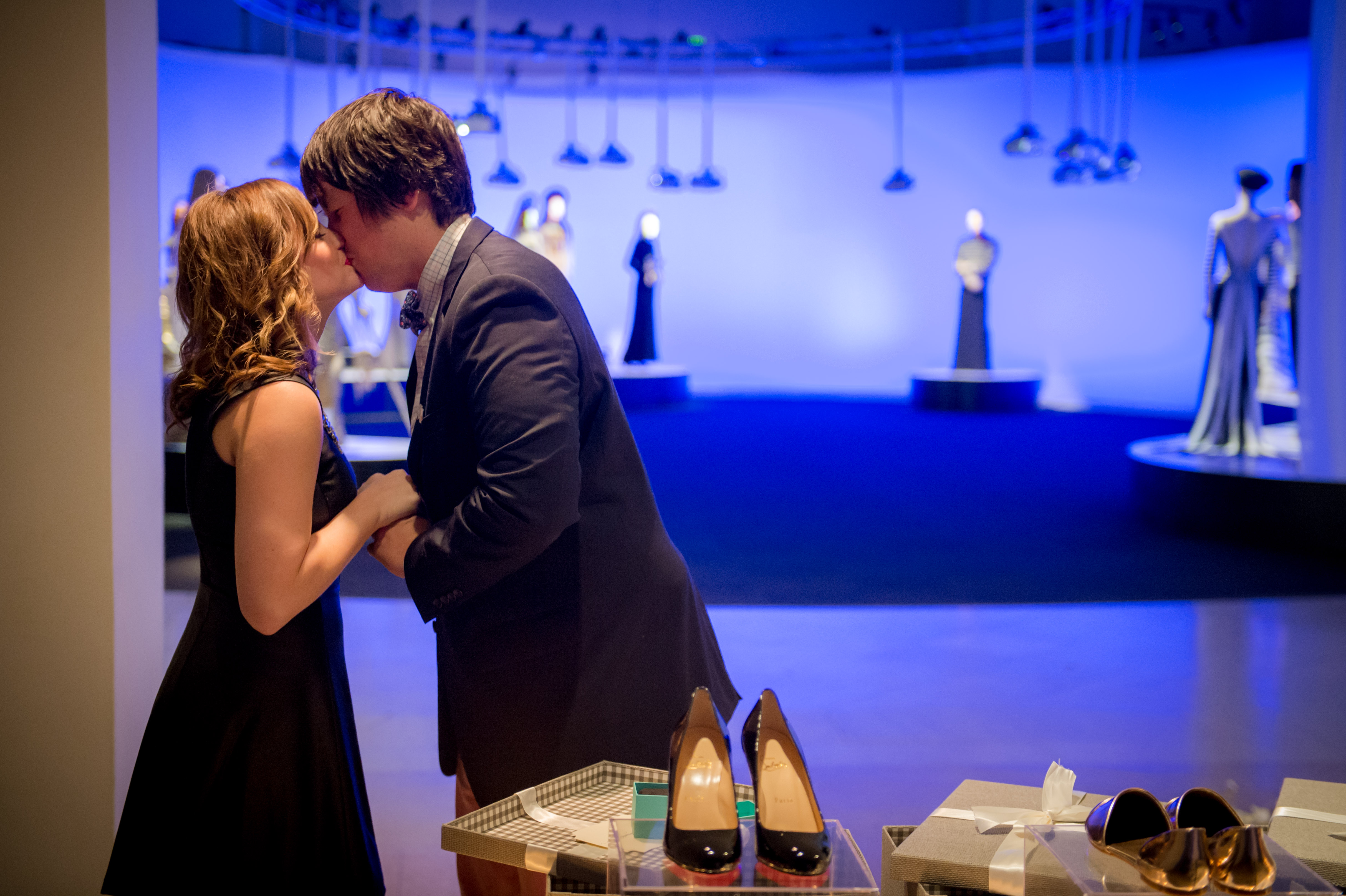 Image 12 of Kelcie and Bo | A Shoe Lover's Dream Proposal