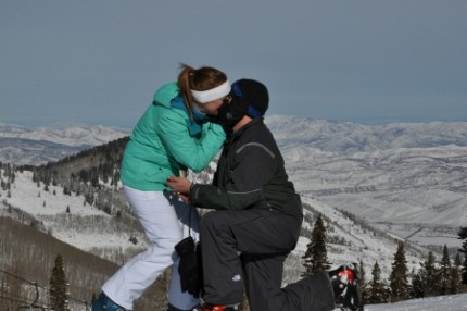 Image 4 of Kristin and Dustin | Park City Proposal