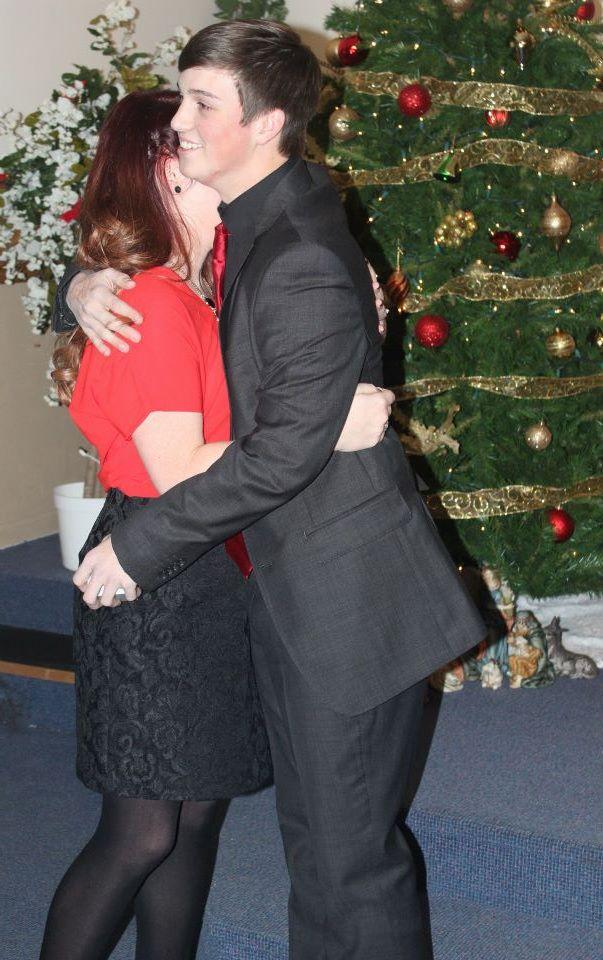Image 2 of Kristina and Kyler | Christmas Proposal