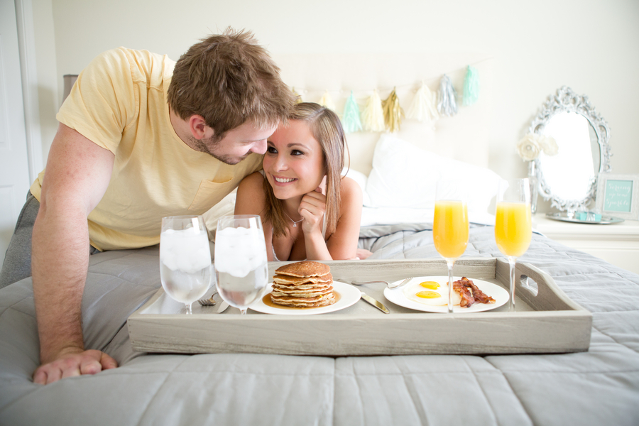 Image 16 of Breakfast in Bed Proposal