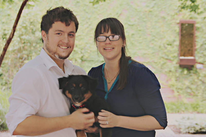 Image 15 of The Cutest Puppy Proposal of All Time