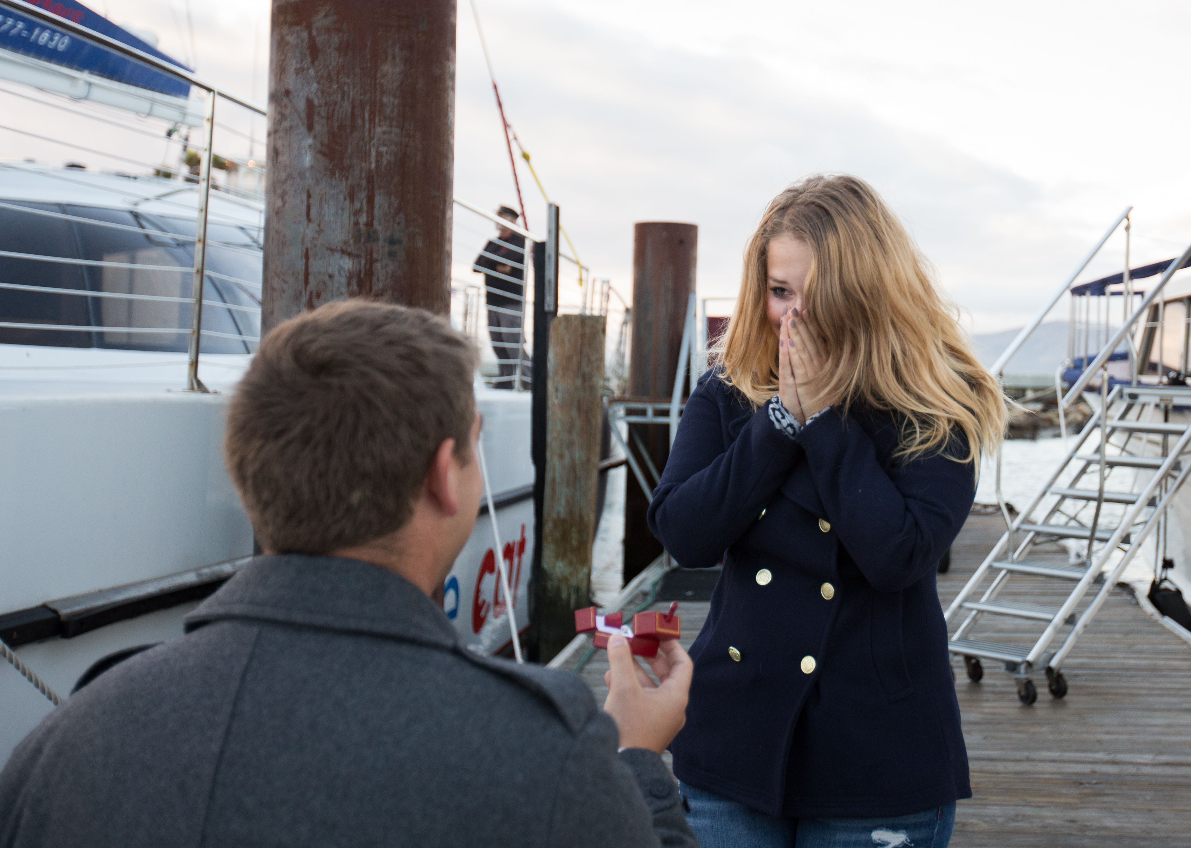 Image 12 of Tatyana and Steven | San Francisco Marrige Proposal