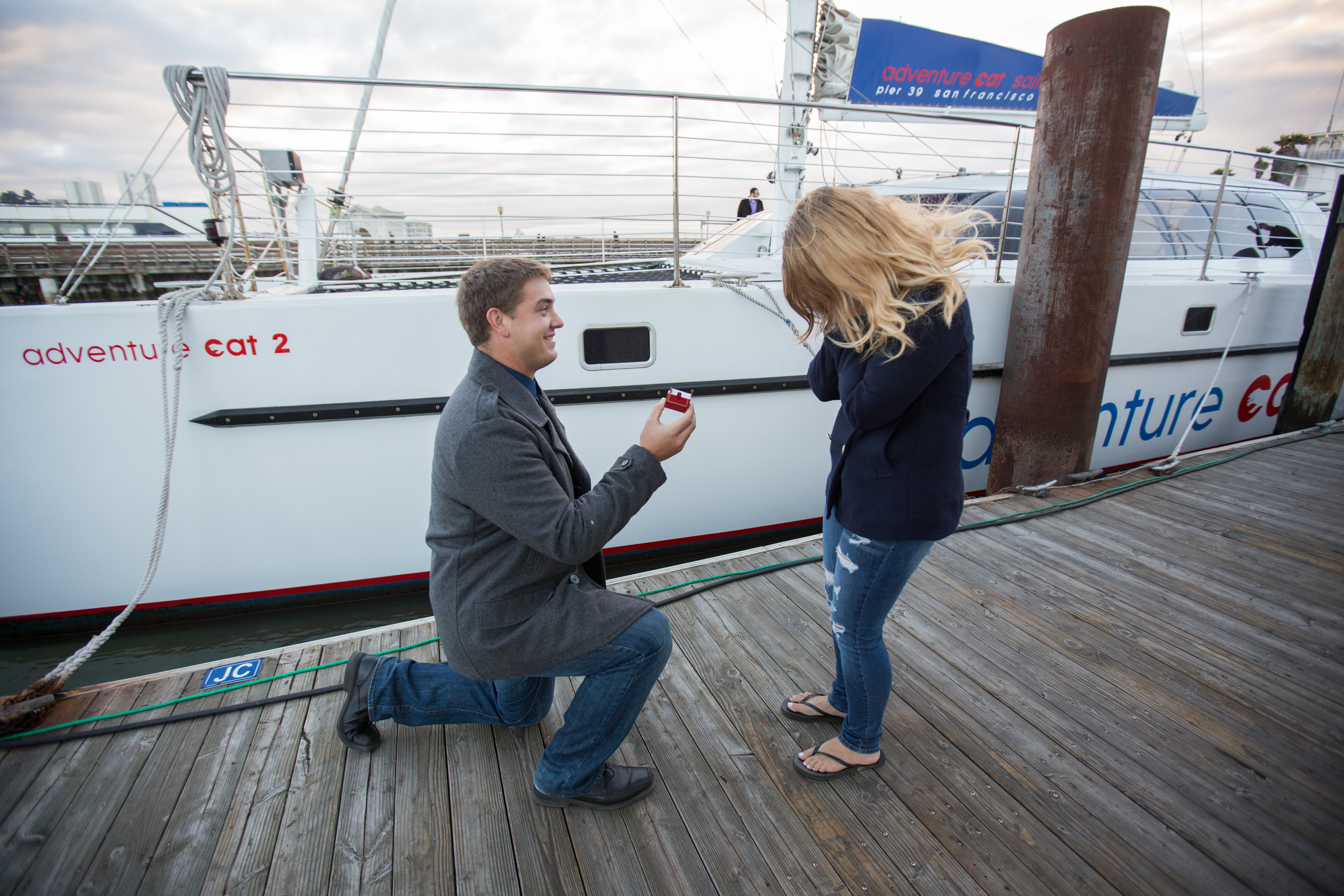 Image 11 of Tatyana and Steven | San Francisco Marrige Proposal