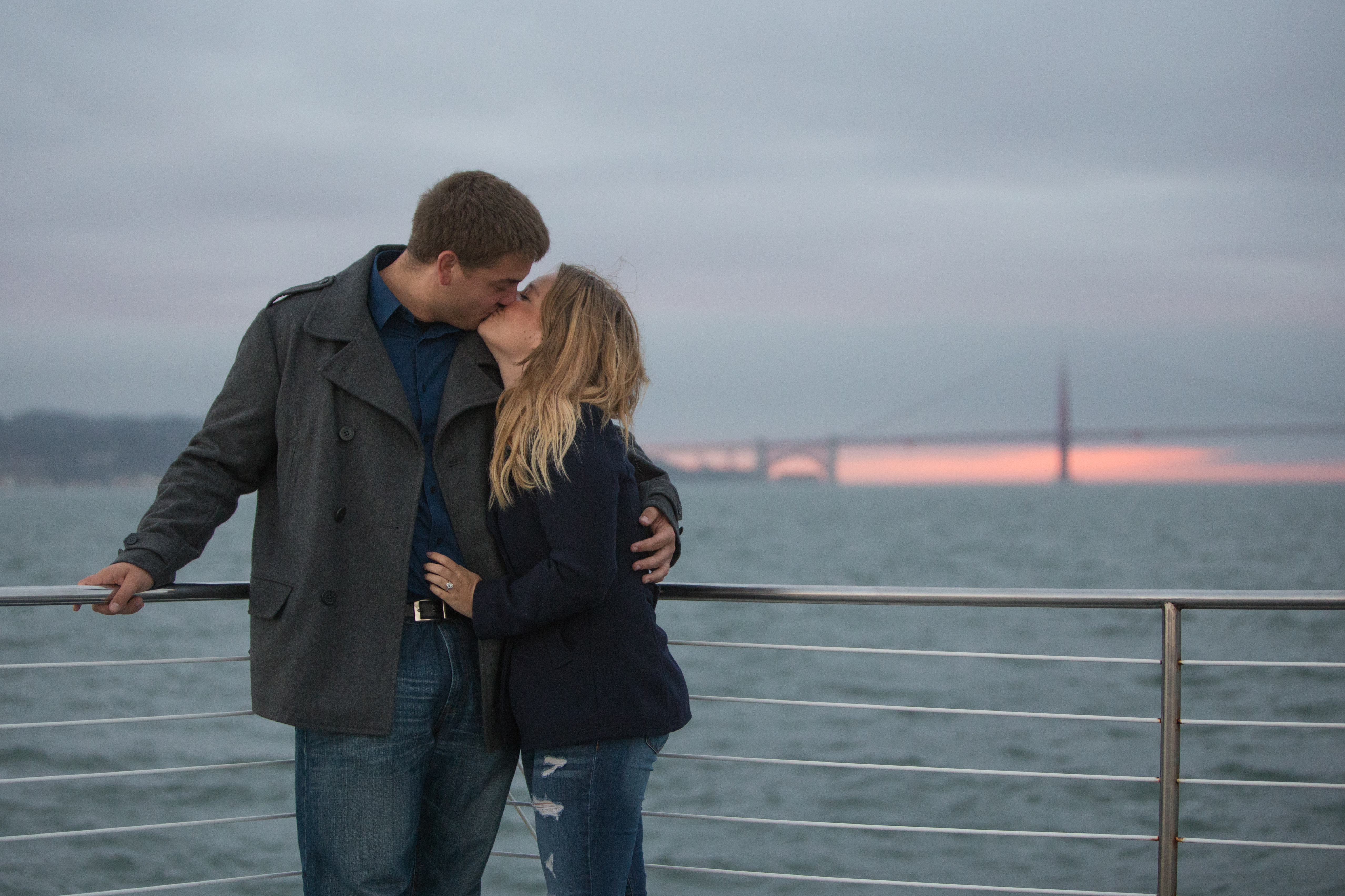 Image 6 of Tatyana and Steven | San Francisco Marrige Proposal