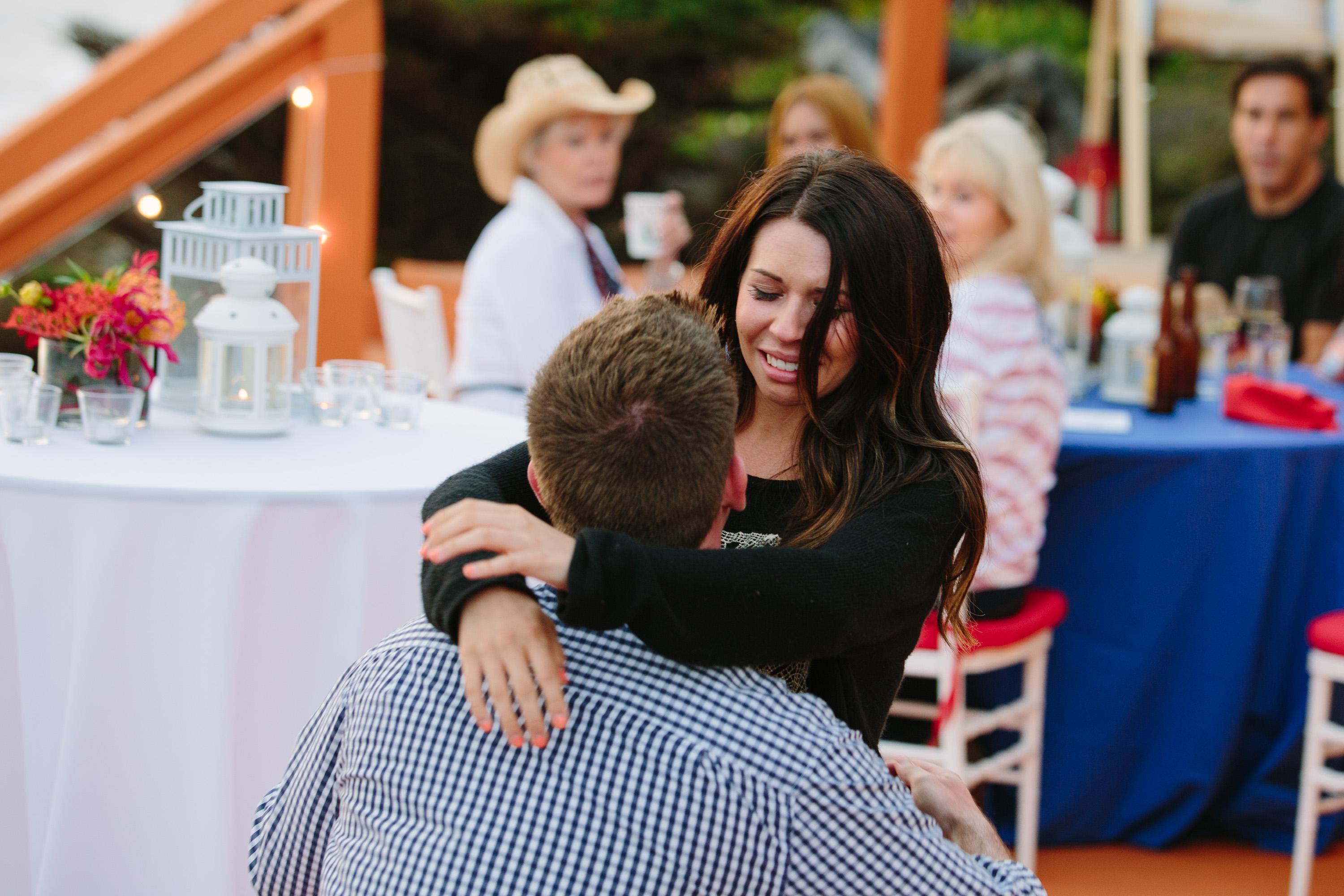 Surprise Marriage Proposal on Fourth of July016
