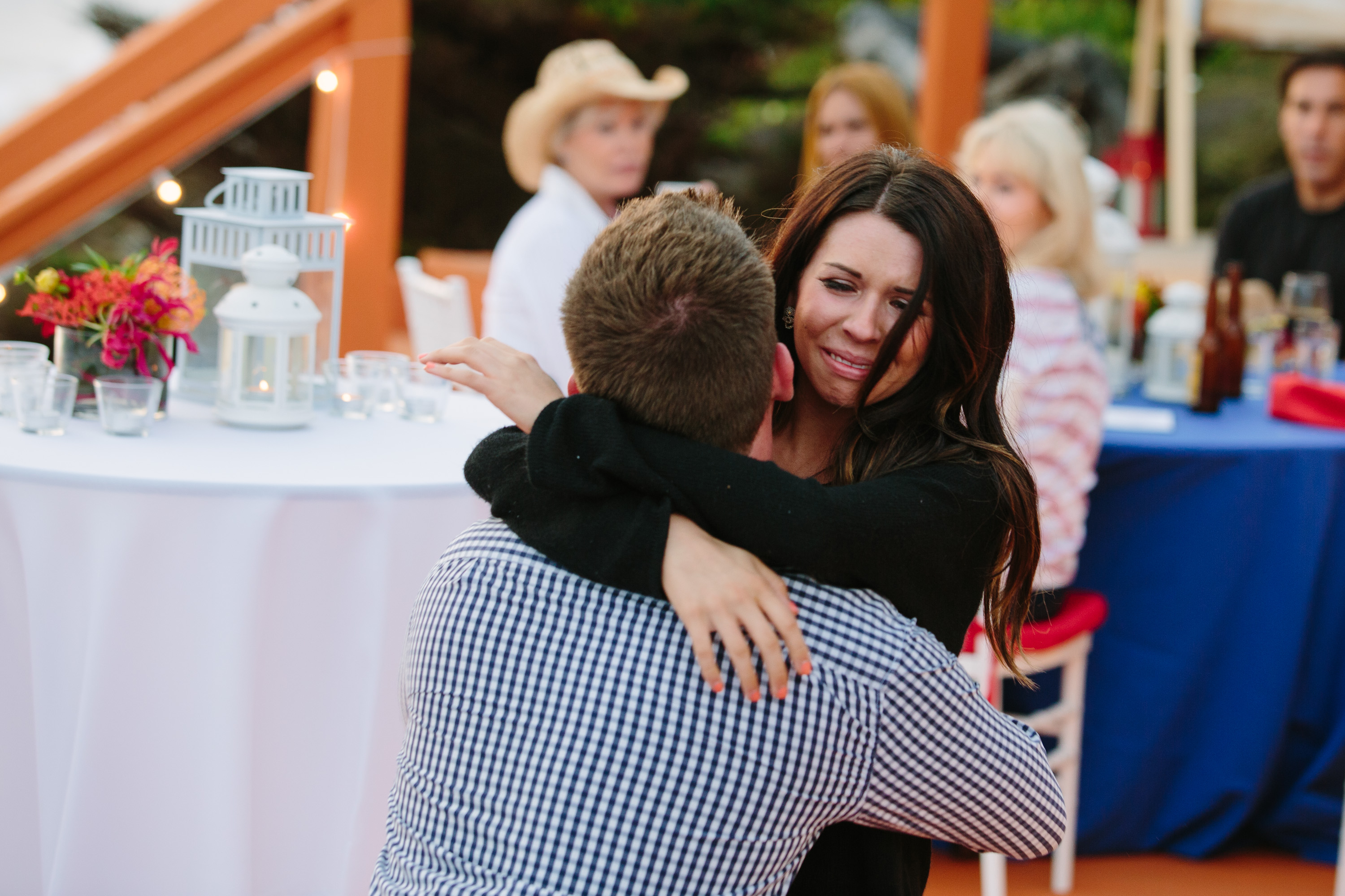 Surprise Marriage Proposal on Fourth of July017