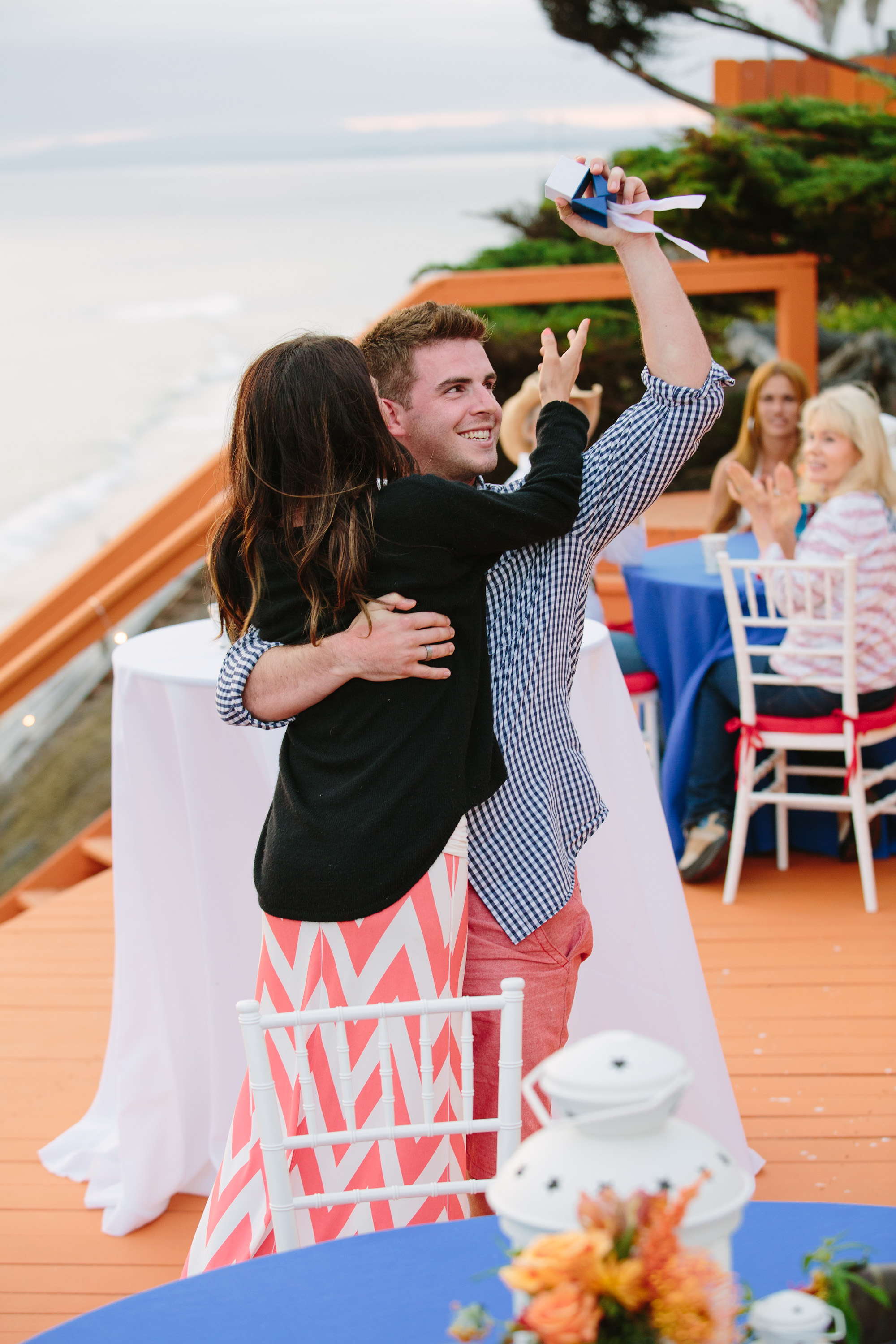 Surprise Marriage Proposal on Fourth of July029