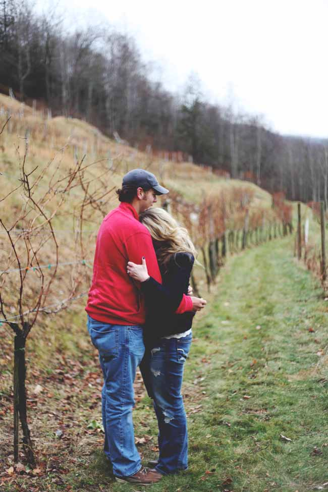 Image 12 of Jessica and Adam | Proposal at a Winery