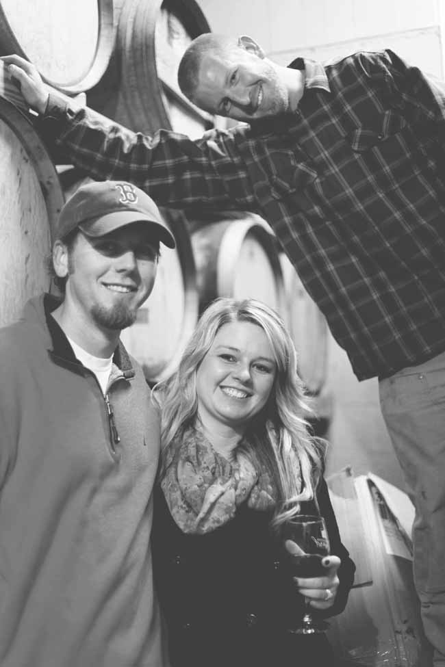 Image 20 of Jessica and Adam | Proposal at a Winery