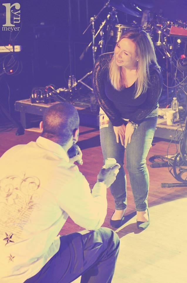 Image 3 of Jess and Ben | Proposal at a Matisyahu Concert