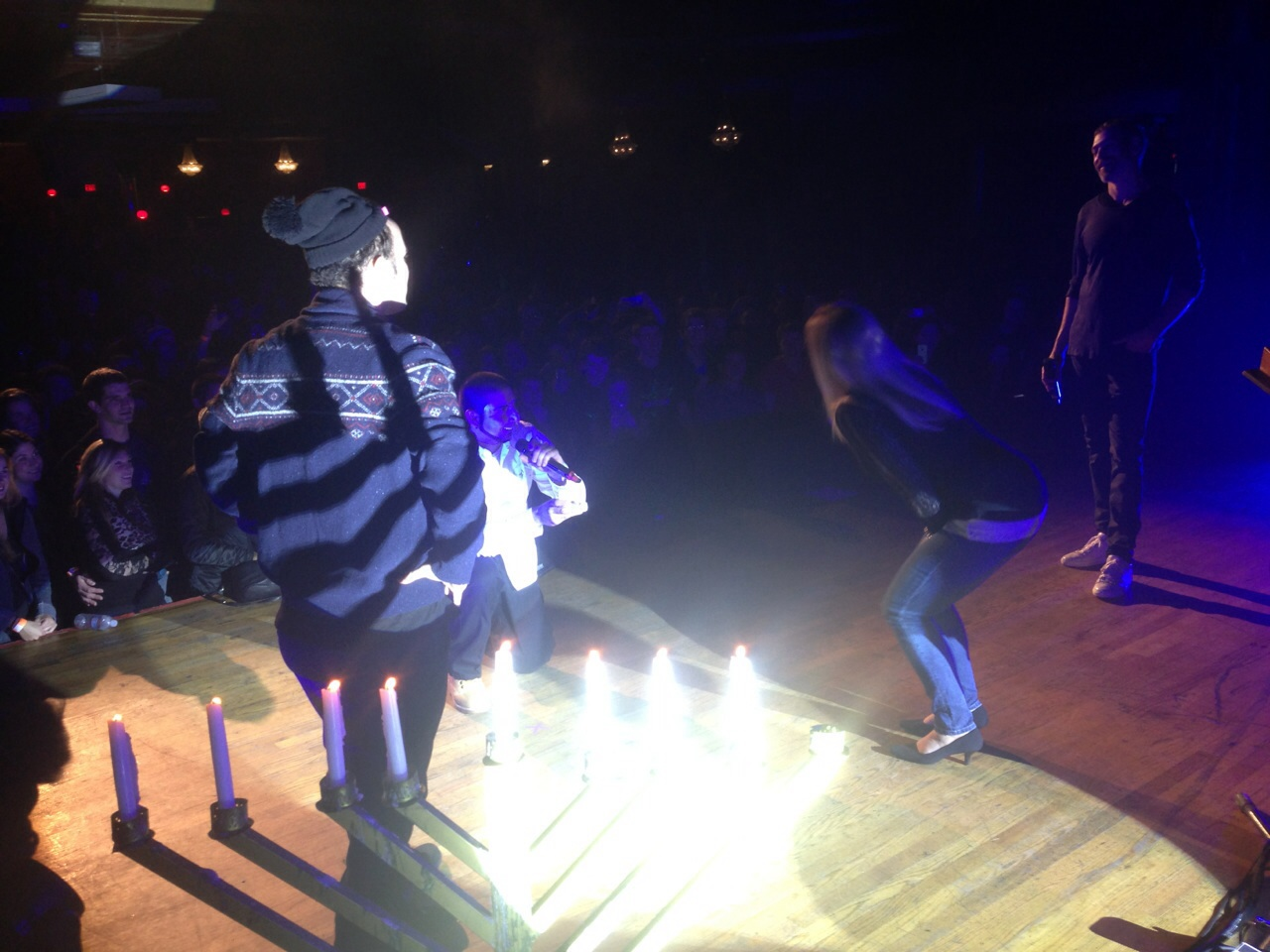 Image 4 of Jess and Ben | Proposal at a Matisyahu Concert