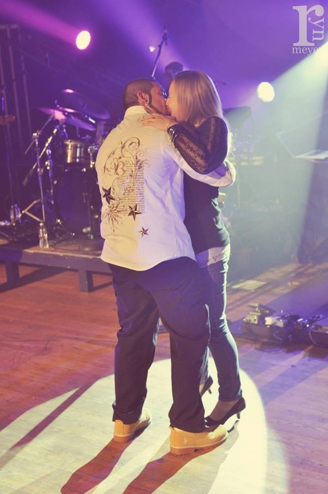Image 6 of Jess and Ben | Proposal at a Matisyahu Concert