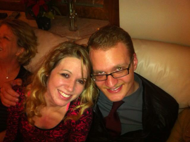 Image 1 of Cecily and Ricky