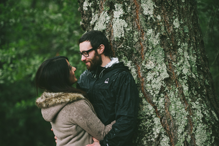 Image 18 of Marriage Proposal at a Christmas Tree Farm