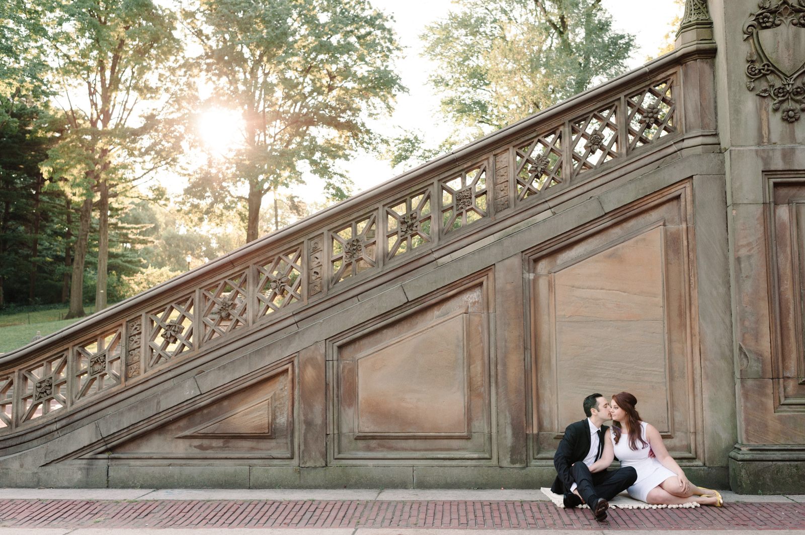 Elise & Sal Central Park New York City Engagement by Michelle Lange Photography-17 (1)