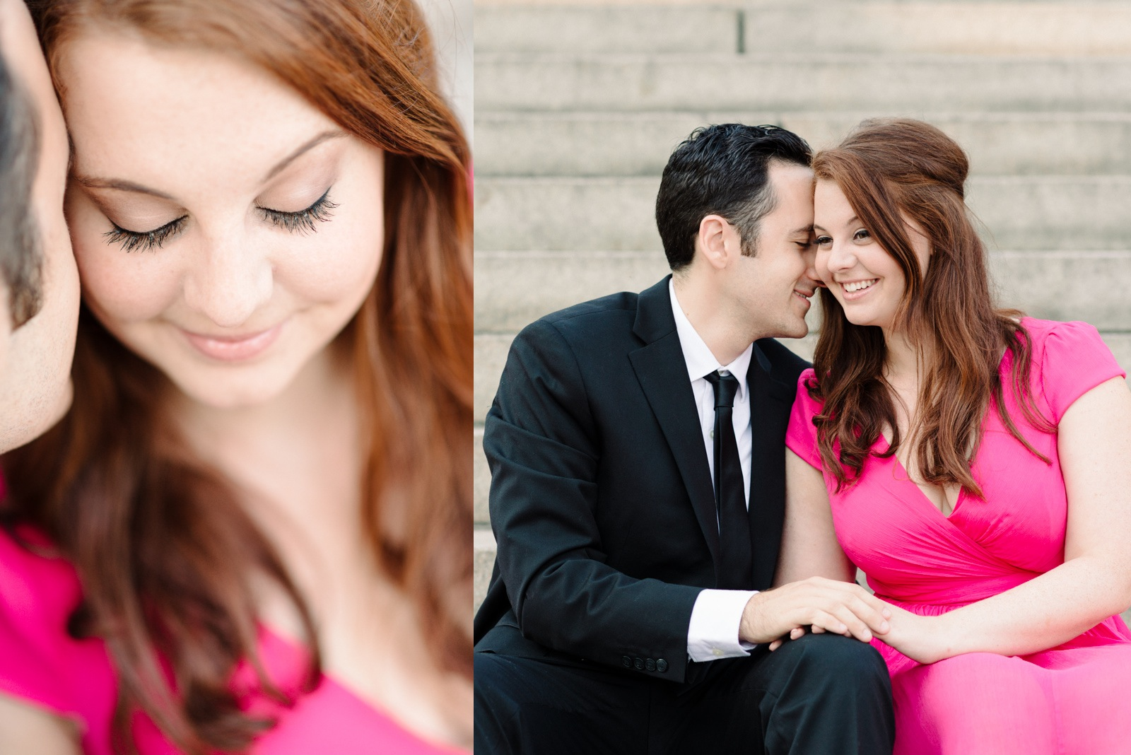 Elise & Sal Central Park New York City Engagement by Michelle Lange Photography-24