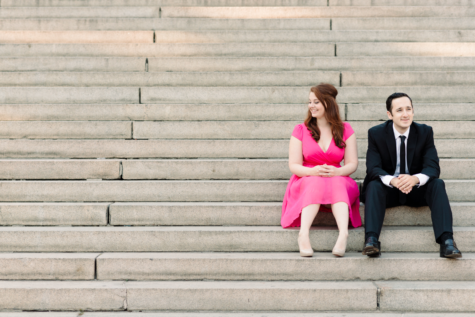 Elise & Sal Central Park New York City Engagement by Michelle Lange Photography-28