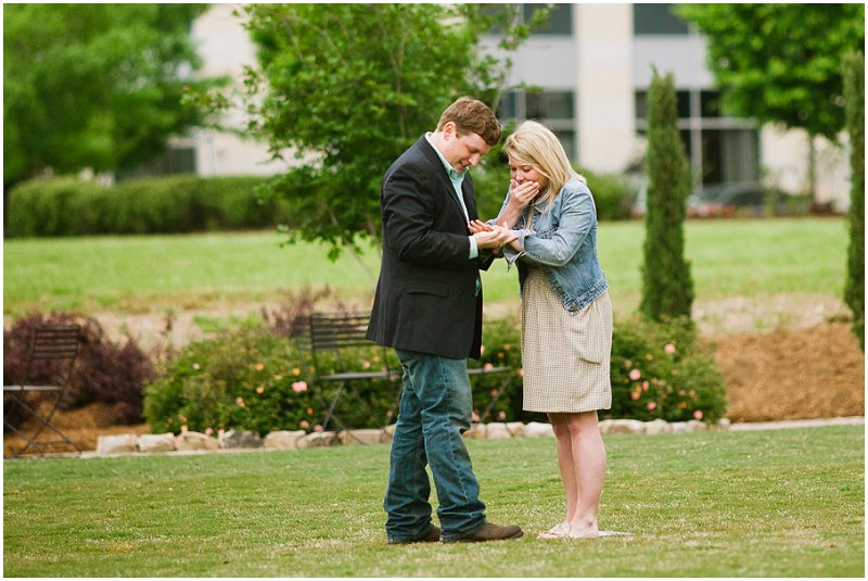 Image 21 of Blair and Ruth; Engaged in Charlotte, NC