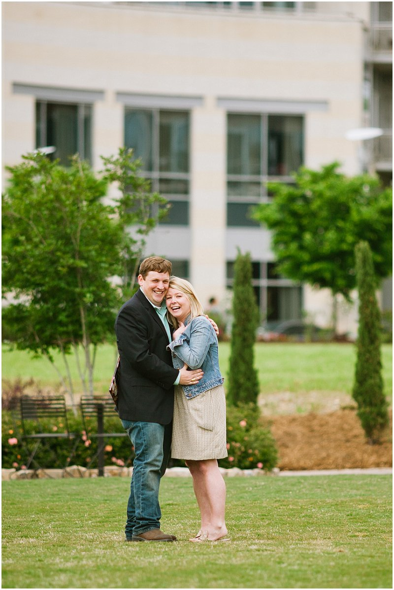 Image 22 of Blair and Ruth; Engaged in Charlotte, NC