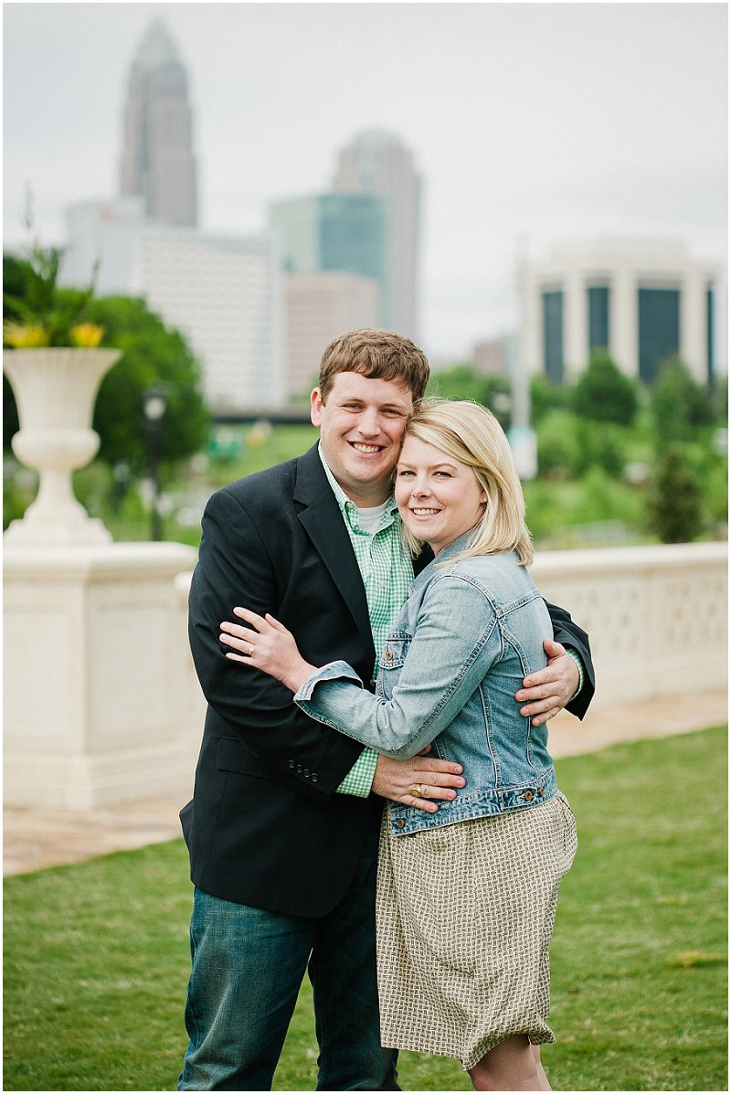 Image 1 of Blair and Ruth; Engaged in Charlotte, NC
