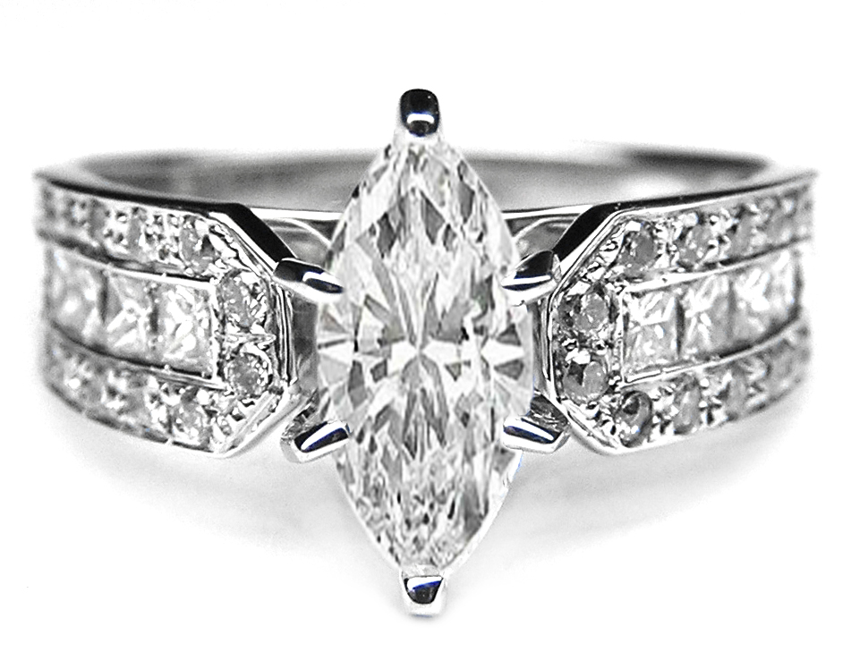 Expensive Wedding Ring Set