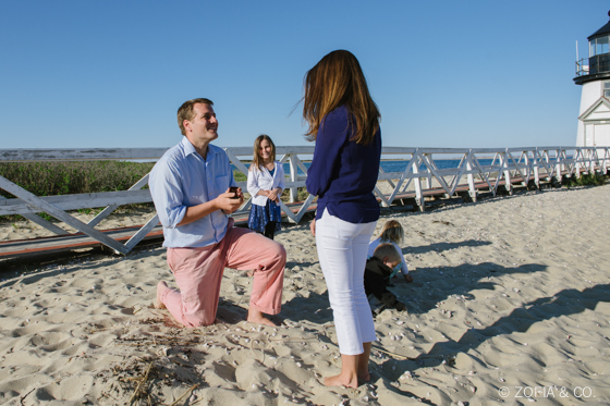 Image 4 of Nantucket Marriage Proposal