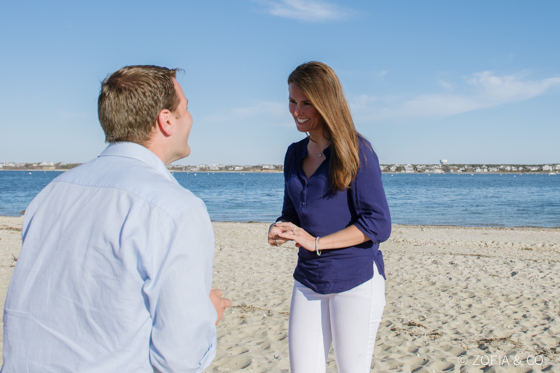 Image 5 of Nantucket Marriage Proposal