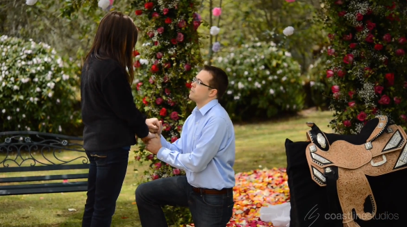 Image 2 of Laura Upton gets Engaged in Ecuador