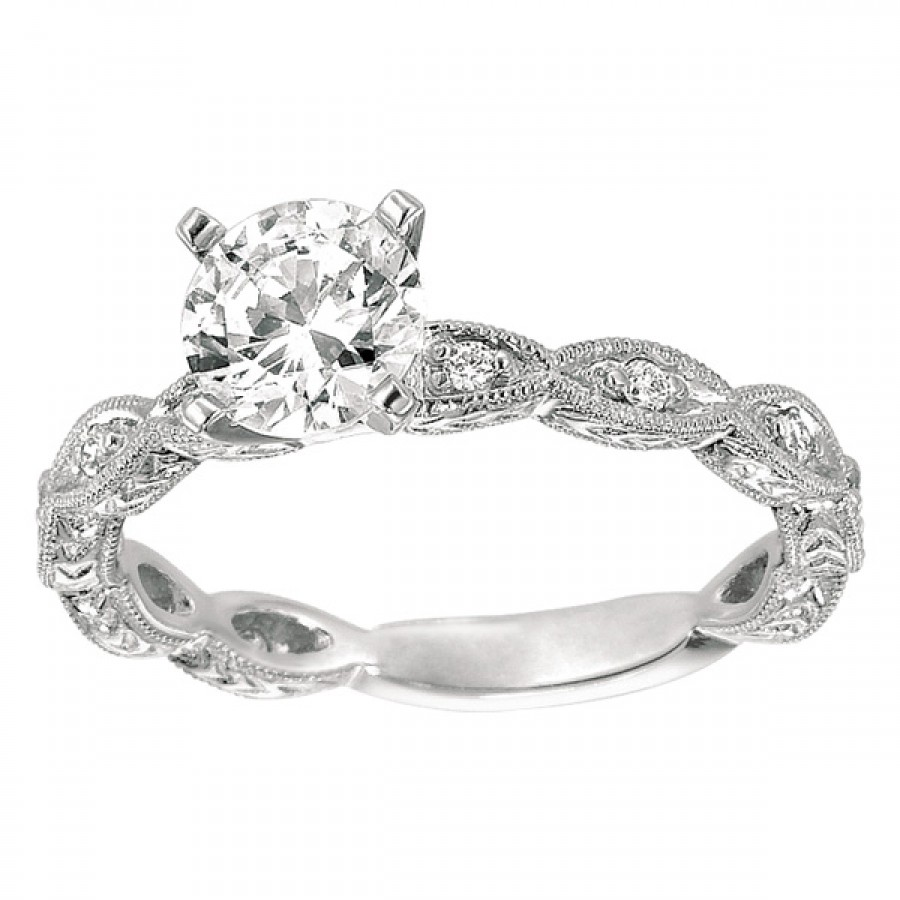 set detailed rings detail carver band wedding cirelli diamond collections hand noam jewelers carved prong engagement