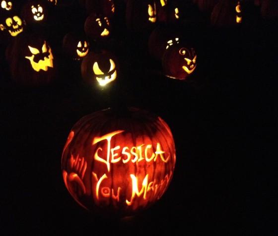 Halloween Proposal