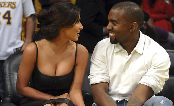 Image 3 of Kim Kardashian and Kanye West Are Engaged — See Her Ring!