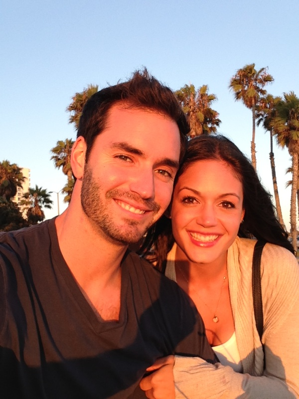 Image 2 of Desiree Hartsock + Chris Seigfried Share Their TV Proposal