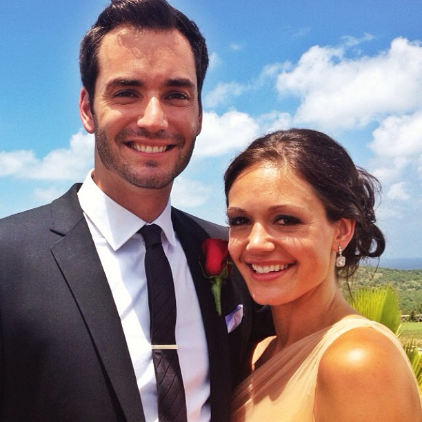 Image 1 of Desiree Hartsock + Chris Seigfried Share Their TV Proposal