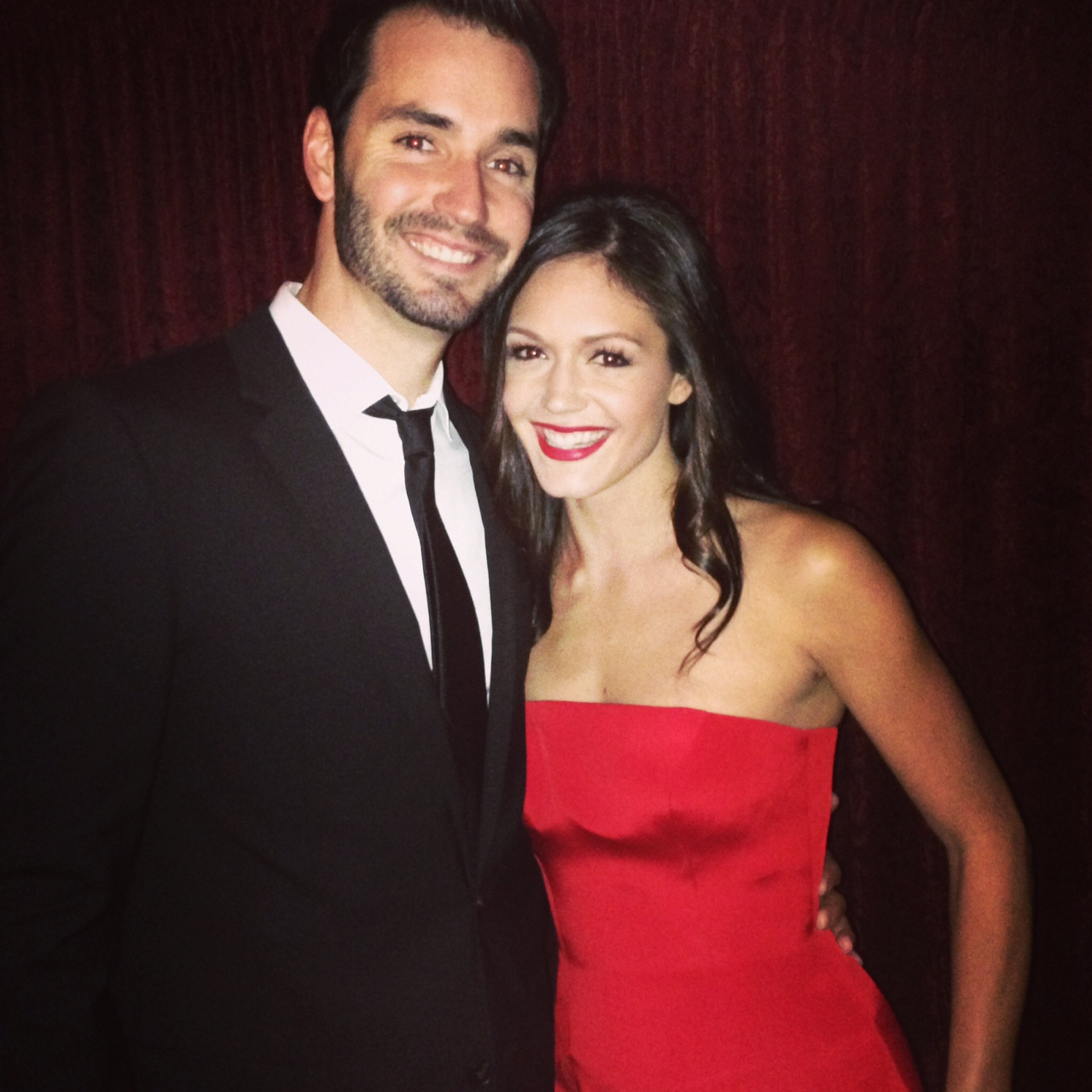 Image 3 of Desiree Hartsock + Chris Seigfried Share Their TV Proposal