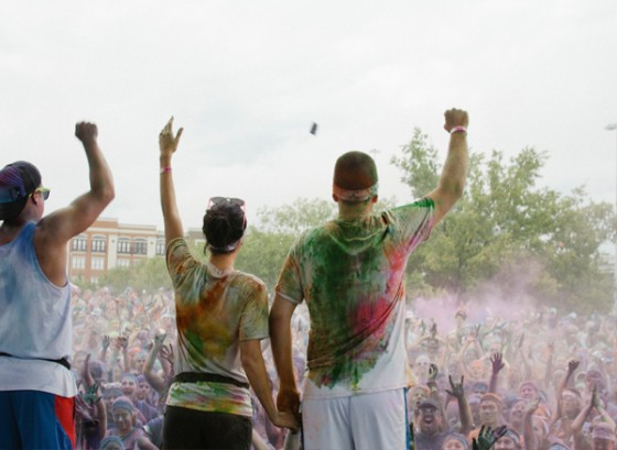 Color Run Marriage Proposal Photo_26