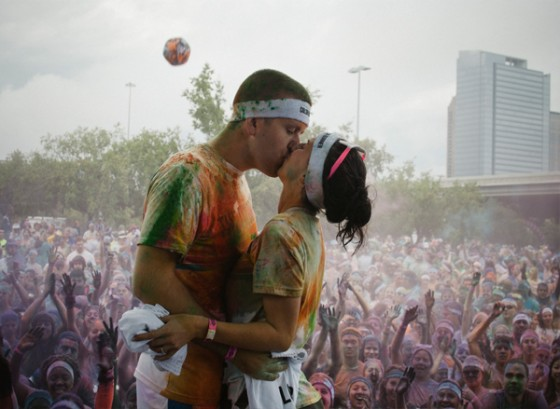 Color Run Marriage Proposal Photo_29