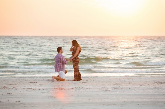 Marriage Proposal on the Beach_133663_low