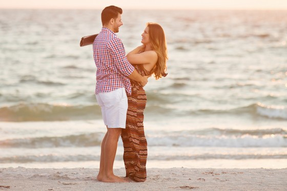 Marriage Proposal on the Beach_133685_low