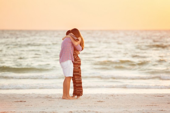 Marriage Proposal on the Beach_133692_low