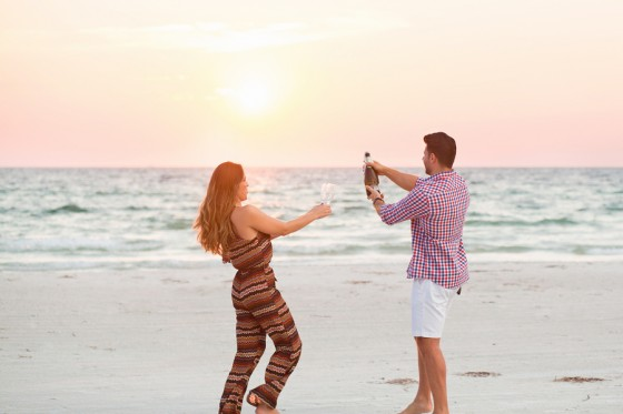 Marriage Proposal on the Beach_133762_low