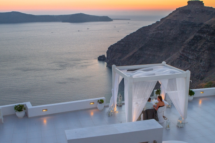 Image 13 of Julianne and Maik | Santorini Marriage Proposal