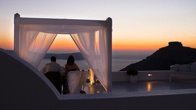Image 14 of Julianne and Maik | Santorini Marriage Proposal