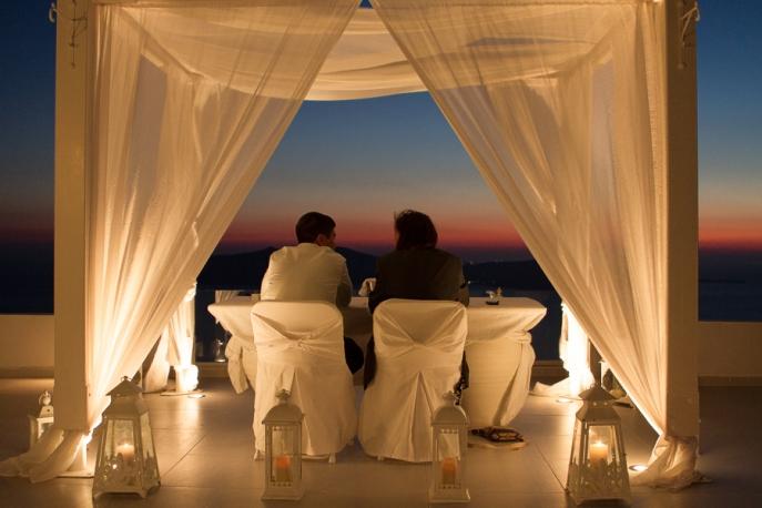 Image 16 of Julianne and Maik | Santorini Marriage Proposal