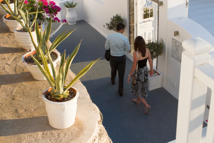 Image 2 of Julianne and Maik | Santorini Marriage Proposal