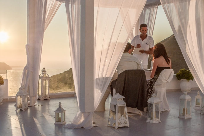 Image 4 of Julianne and Maik | Santorini Marriage Proposal