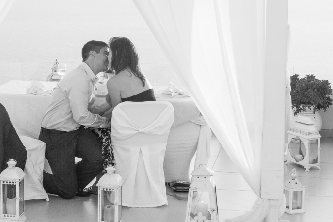 Image 9 of Julianne and Maik | Santorini Marriage Proposal