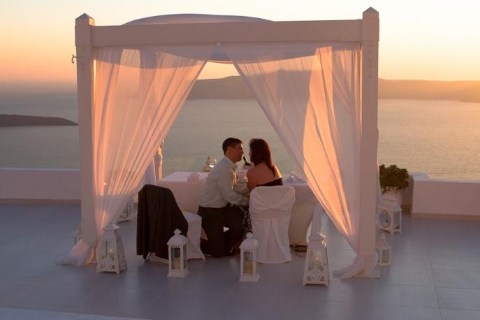 Image 5 of Julianne and Maik | Santorini Marriage Proposal
